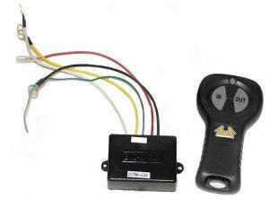 Комплект радио управления лебедкой